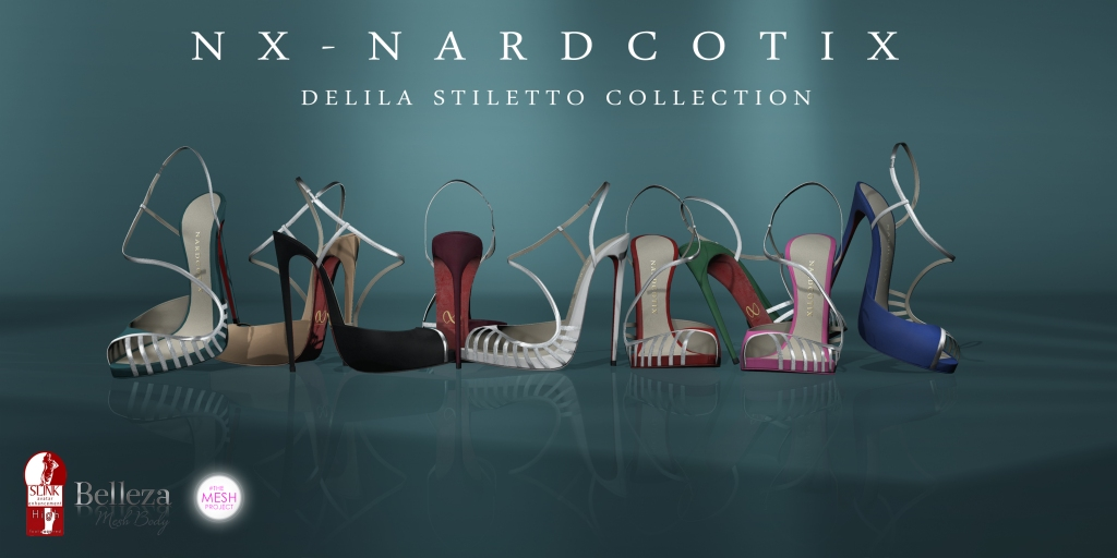 NX-Nardcotix Delila Stiletto