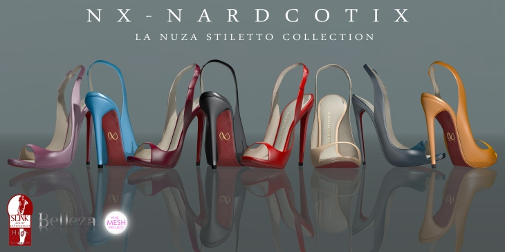 NX-Nardcotix La Nuza Poster picks