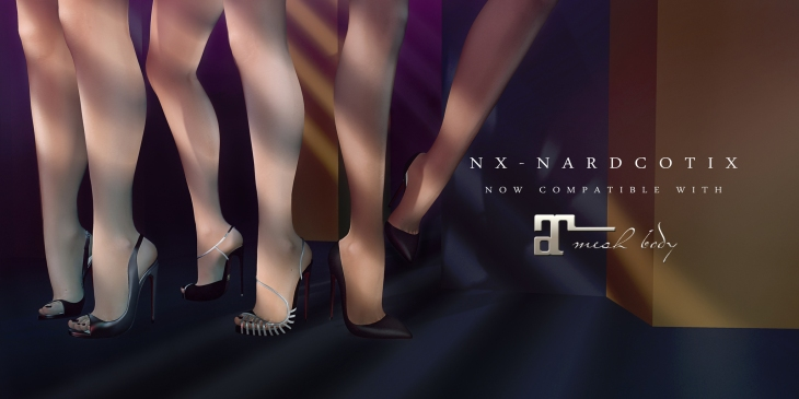 NX-Nardcotix for Maitreya