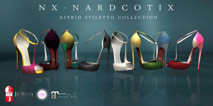 NX-Nardcotix Astrid Stiletto