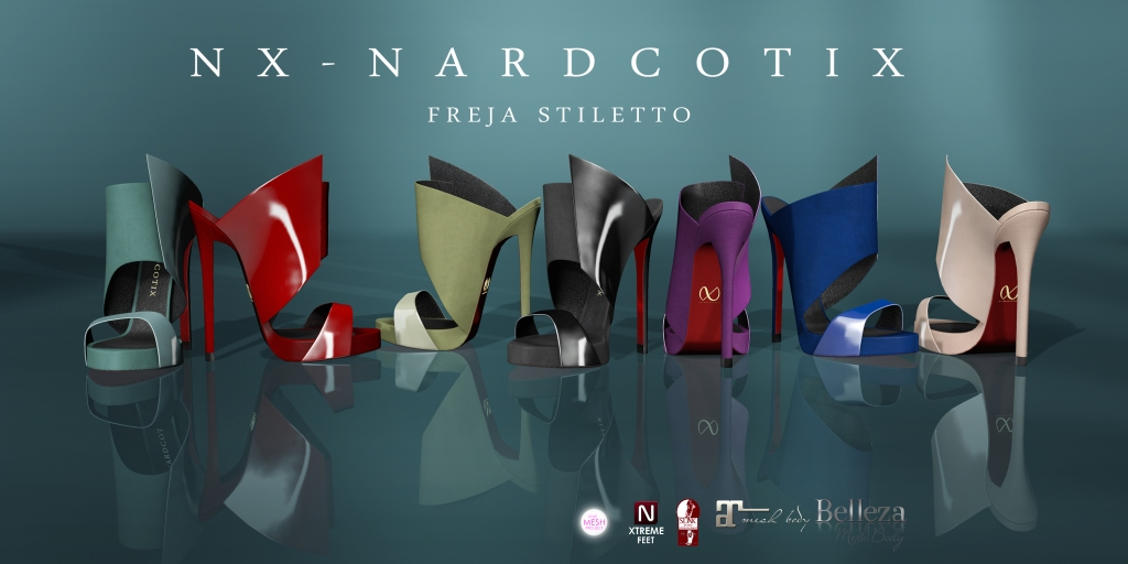 NX-Nardcotix Freja Stiletto