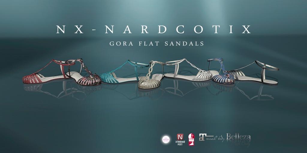 NX-Nardcotix Gora Poster