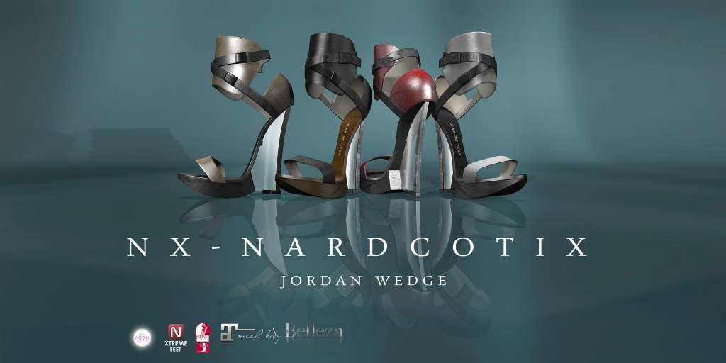 NX-Nardcotix Jordan Wedge