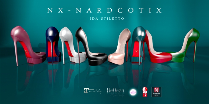 NX-Nardcotix Ida Poster