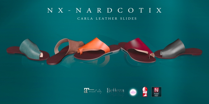 NX-Nardcotix Carla Poster fb