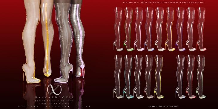 NX-Nardcotix Sabina -Full Poster-